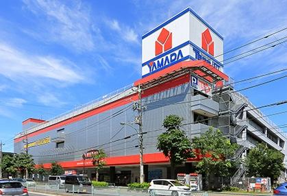 ヤマダ電機平和台駅前店
