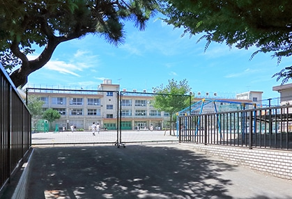 北町西小学校